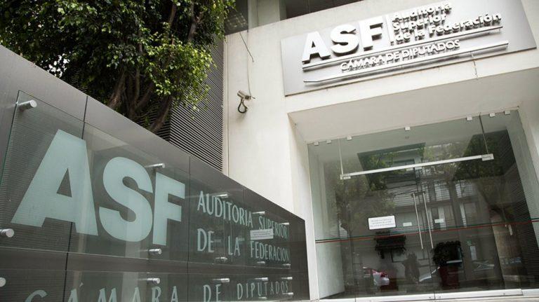 ASF destaca posibles desfalcos en obras y Conapesca
