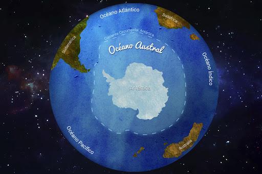 Nuestro planeta tiene un nuevo océano, el Austral