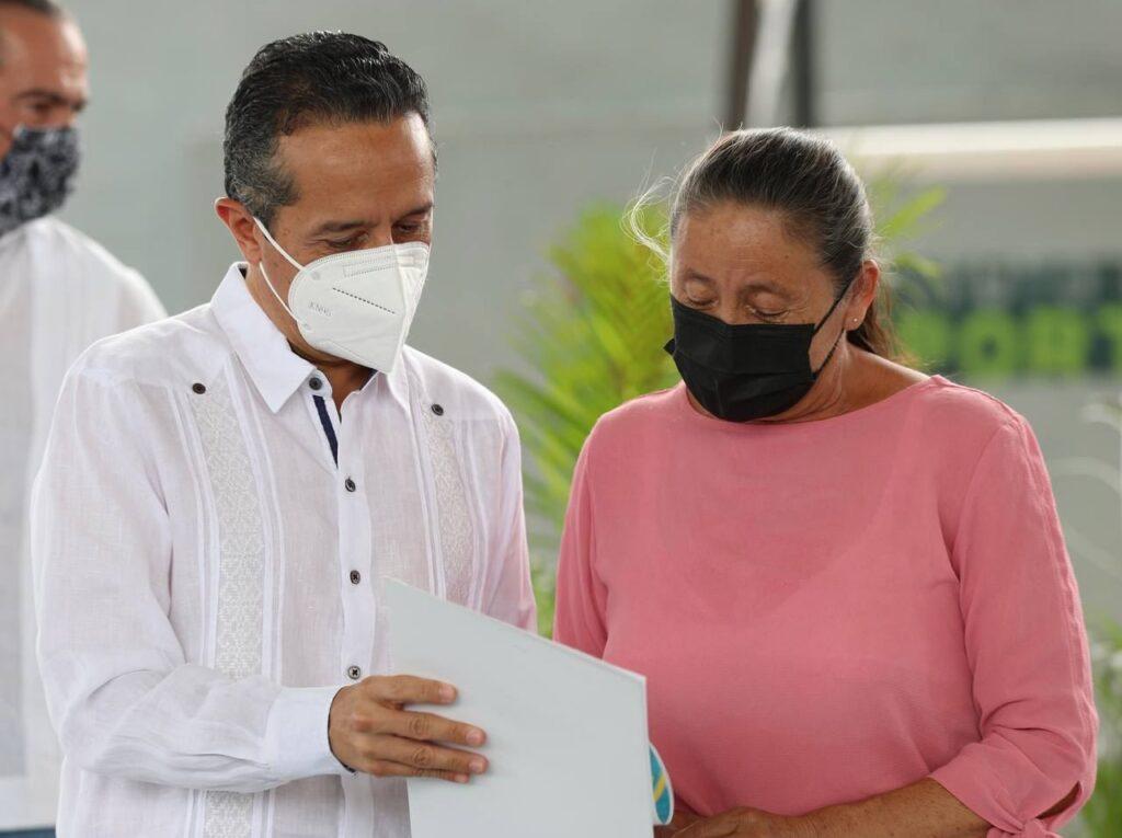 """""""De bajo nivel"""" afirmar que estudiantes se contagiaron de Covid en Cancún: Carlos Joaquín"""