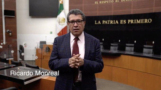 Campo y seguridad, asignaturas pendientes: Ricardo Monreal