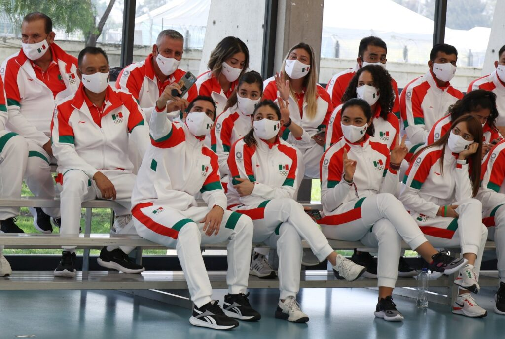 Trasladará Fuerza Aérea Mexicana a equipo olímpico a Tokio