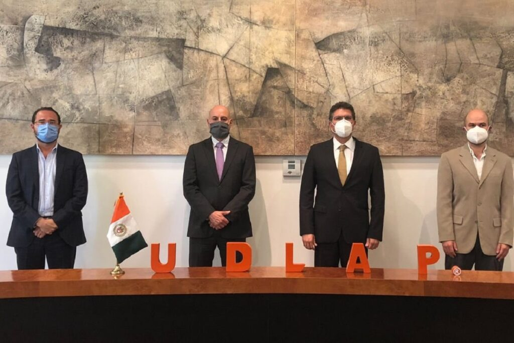 Armando Ríos Piter es designado como nuevo rector de la UDLAP Foto: Internet