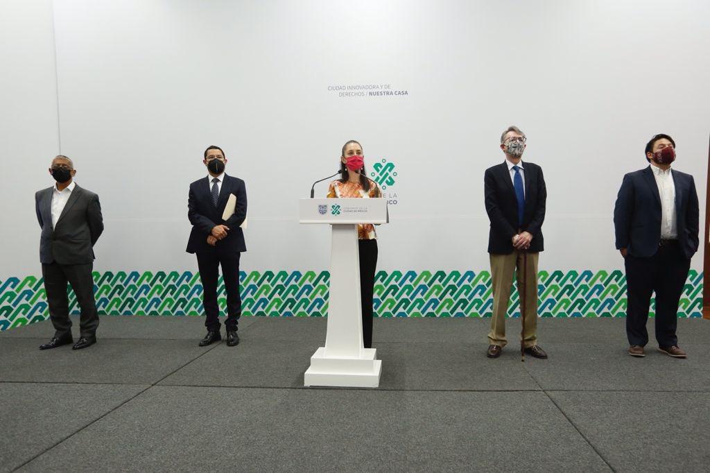 Martí Batres se va del Senado para ser secretario de Gobierno de Claudia Sheinbaum