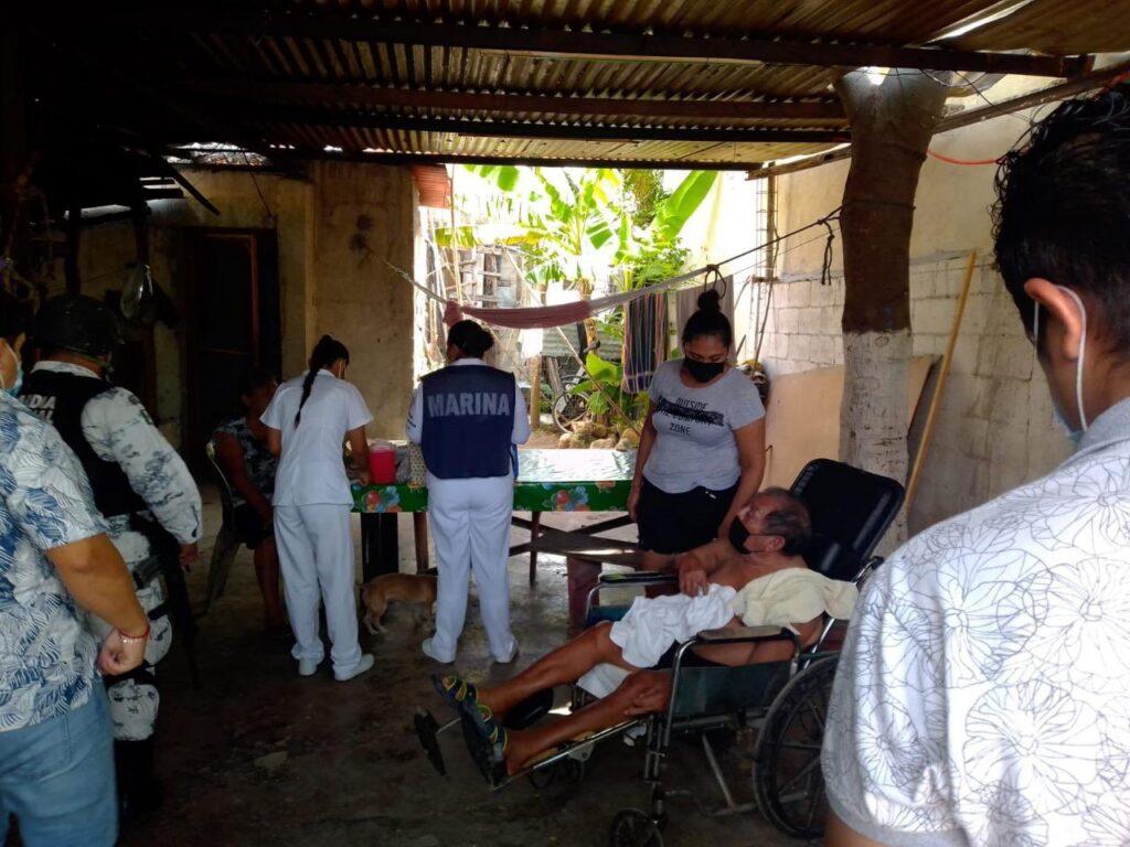 Quintana Roo registra otro día con altos índices de contagio de Covid-19