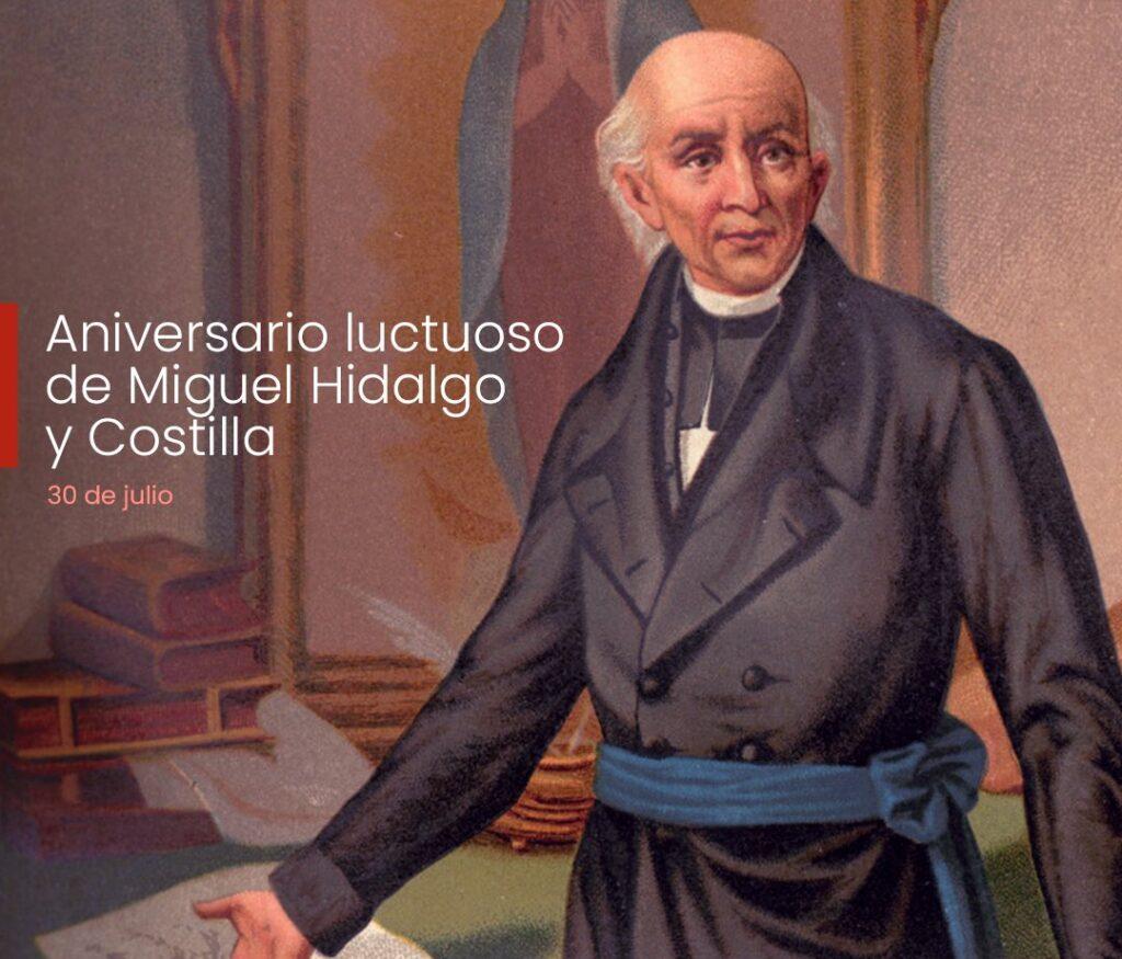 El día que murió el 'Padre de la Patria' Miguel Hidalgo