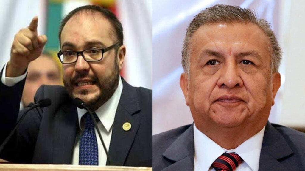 Deja en suspenso desafueros de diputados Toledo y Huerta; este último acusado de abuso sexual contra menor de edad