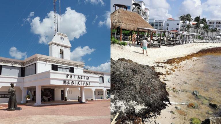 Entre sargazo, invasiones e inseguridad, Solidaridad, 8º municipio de Quintana Roo, cumple 28 años