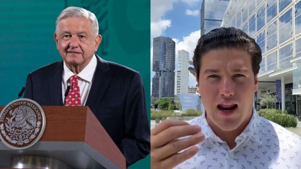 Con Samuel García acuerdos, no peleas: AMLO