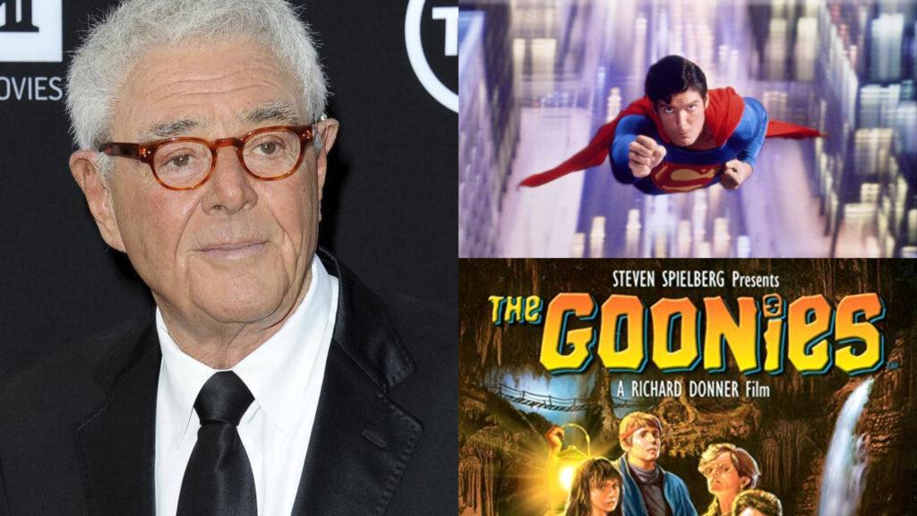 """Muere Richard Donner, director de """"Superman"""" y """"Arma mortal"""""""