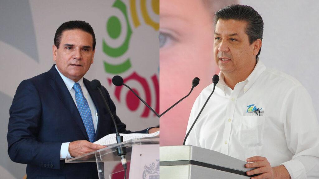 AMLO no recibirá a gobernadores de Michoacán y Tamaulipas