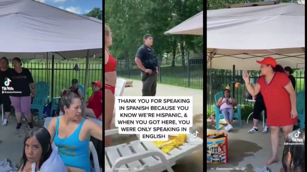 Por escuchar música en español, corren a latinas de centro deportivo en EUA (Video)