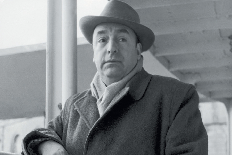 Pablo Neruda Foto: Internet