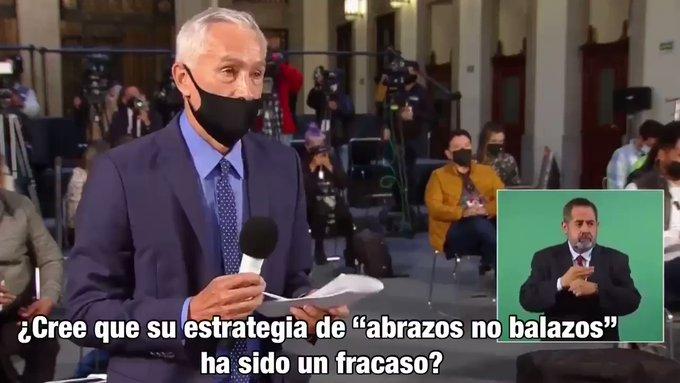 Su sexenio será más violento que con Calderón y Peña: Jorge Ramos a AMLO (Video)