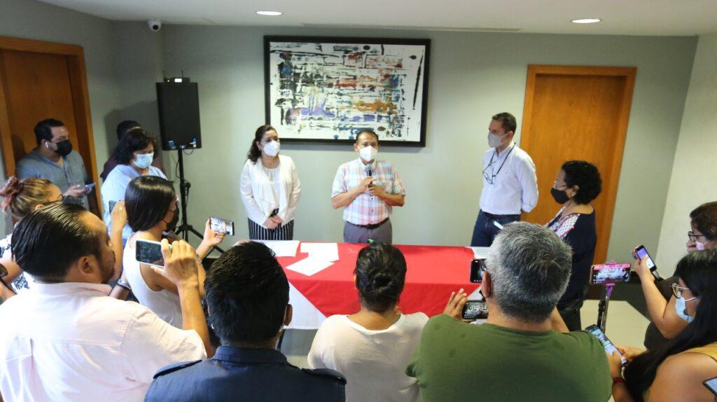 Hotelero atenta contra derechos laborales de cientos de trabajadores de la Riviera Maya
