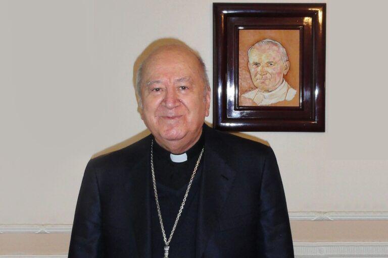 Falleció Mons. Abelardo Alvarado Alcántara, Obispo Titular de Tisdro y Auxiliar Emérito de la Arquidiócesis Primada de Méxic
