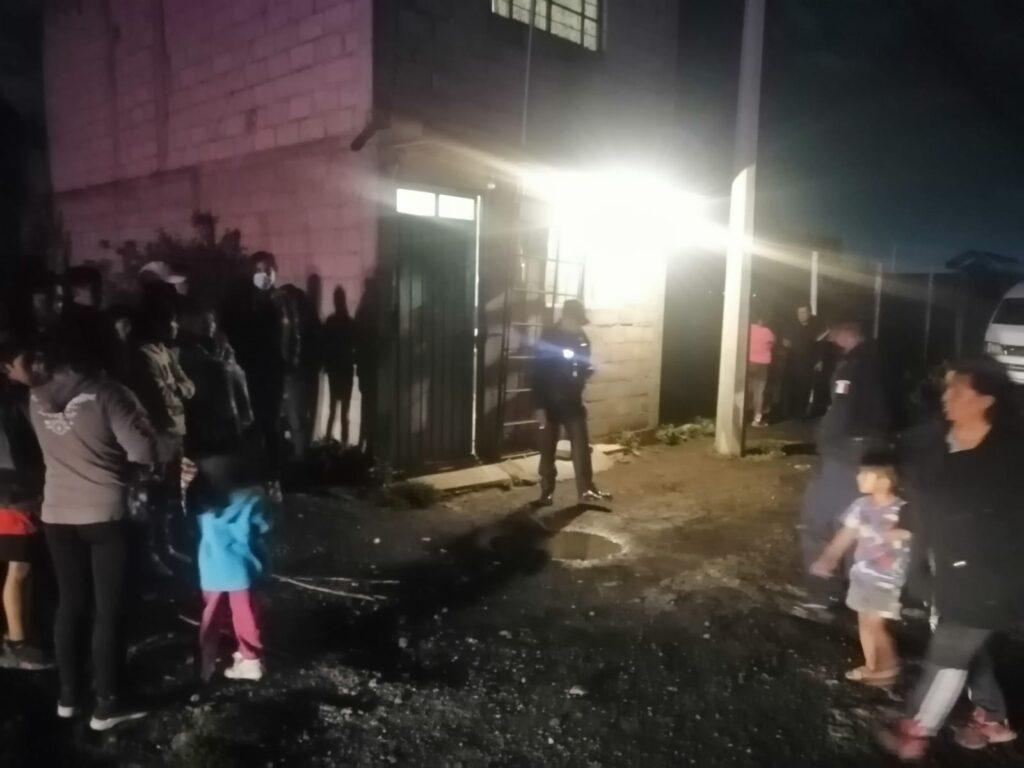 Menor de 7 años, murió tras ataque de 2 perros Pitbull, en Chalco, Estado de México