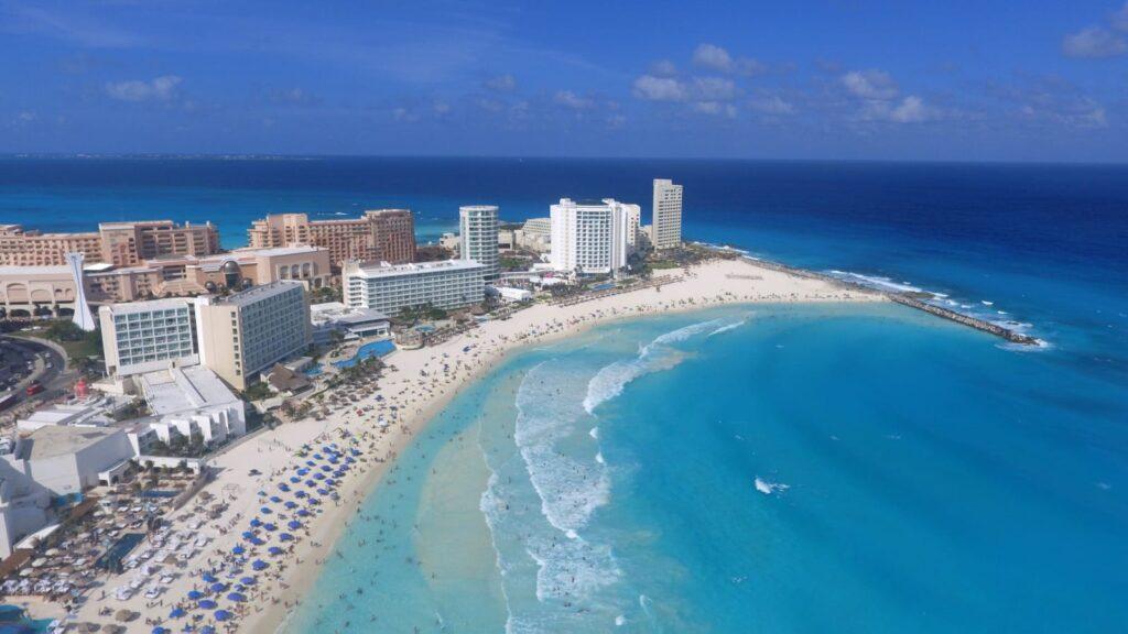 El Caribe Mexicano va por los 'Oscars' del turismo internacional Foto: Archivo