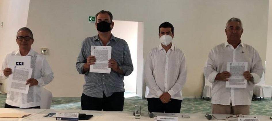 Empresarios piden combatir el delito de despojo en Quintana Roo Foto: Internet