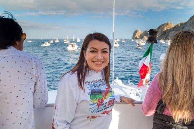 Reclama Guadalupe Saldaña a Conapesca desaparición de programas de apoyo pesquero
