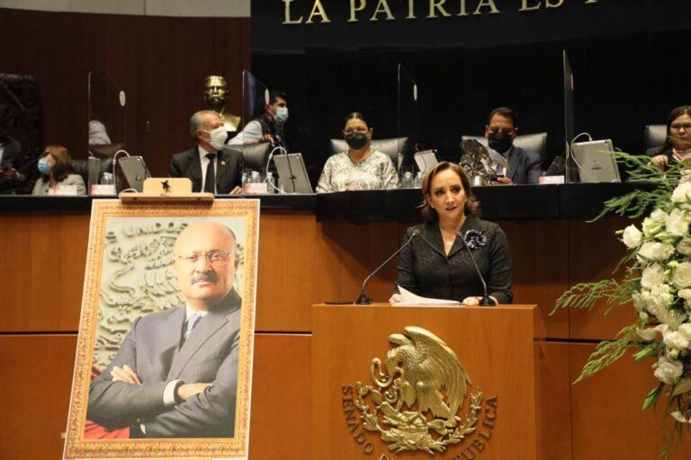 René Juárez, constructor de acuerdos, coinciden legisladores Foto: AP