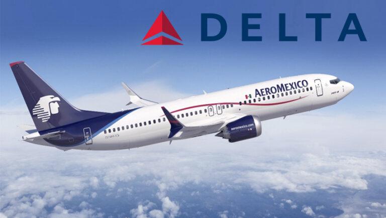 Aeroméxico Foto: Noticias de la Industria Turística