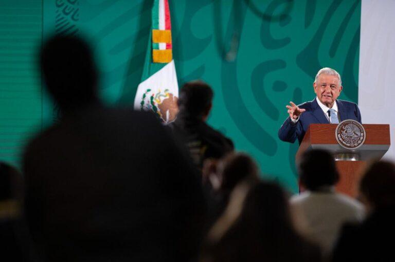 Conflicto en Chiapas no afecta gobernabilidad: AMLO
