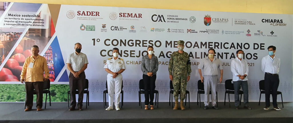 Semar firma convenio para creación de ruta marítima que conectará puertos de Ensenada, Manzanillo, y Puerto Madero