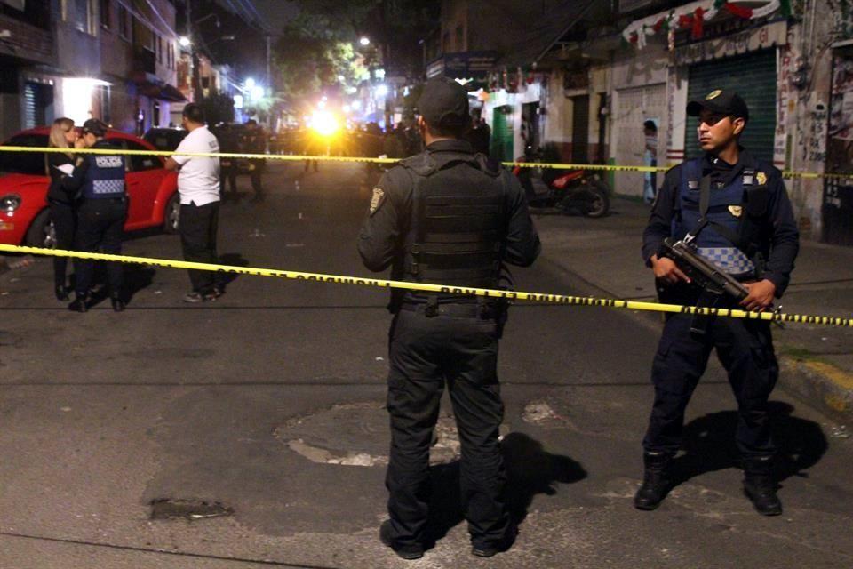 violencia Foto: Seguridad y Defensa