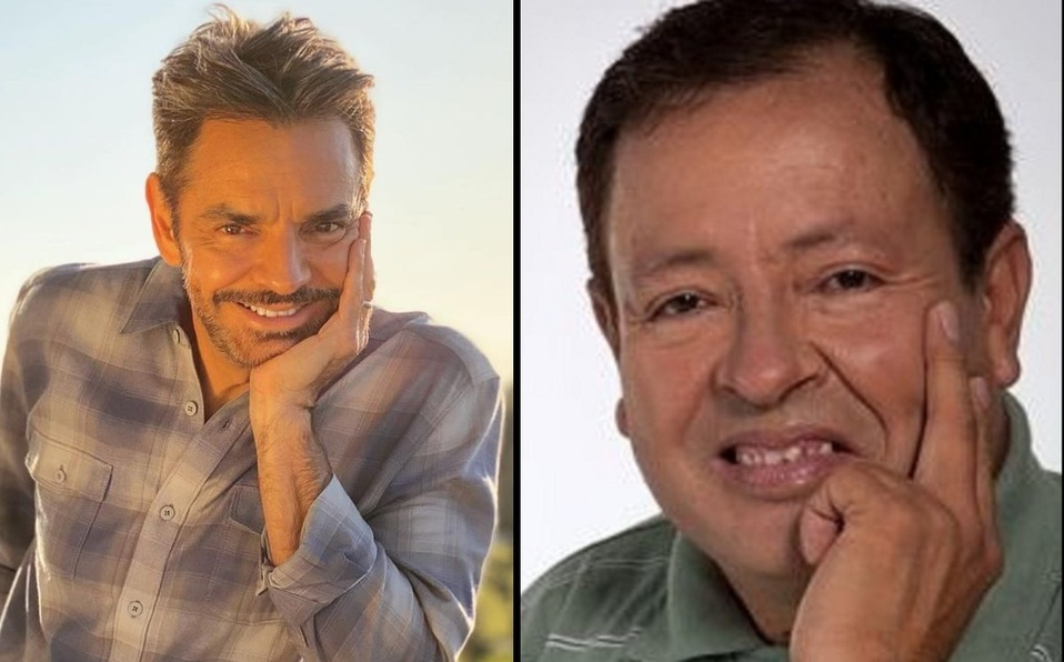 Eugenio Derbez ha estado en contacto con la familia de Sammy: Representante Foto: Internet