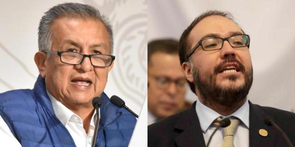 Saúl Huerta y Mauricio Toledo Foto: Internet