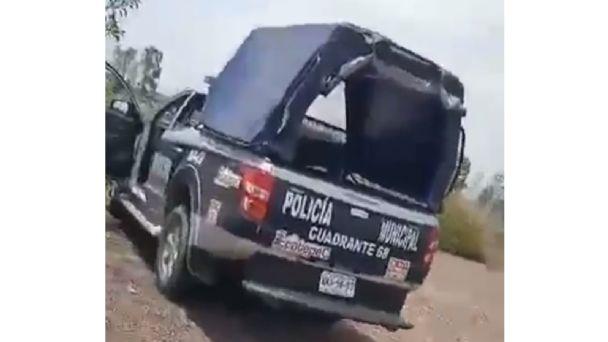 La persona que grabó a policías de Ecatepec teniendo relaciones sexuales podría ir a la cárcel Foto: Internet