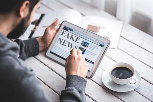 El boomerang de las #FakeNews
