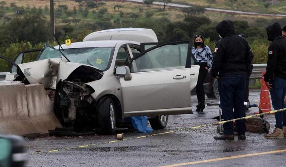 accidentes carreteros Foto: Milenio