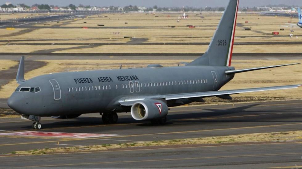 Por esta razón voló un avión de la Fuerza Aérea Mexicana a Cuba Foto: Internet