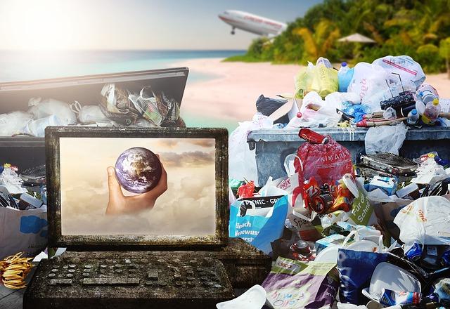 La pandemia provocó aumento de basura plástica