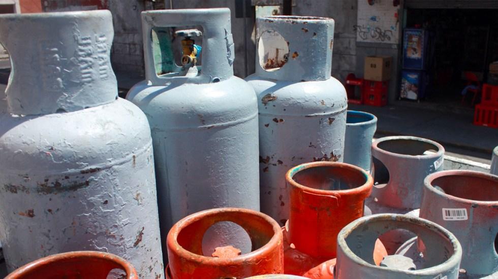 Gas Foto: López Dóriga