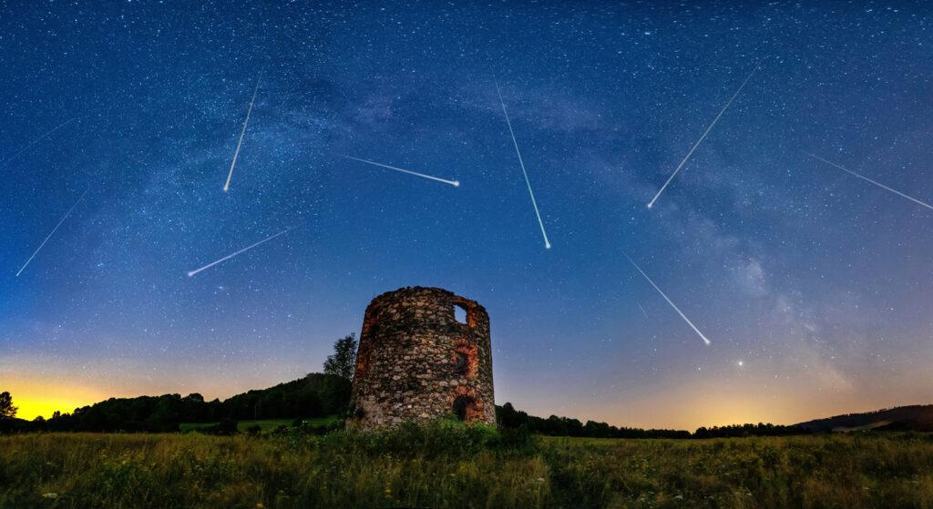 No te pierdas la lluvia de Delta Acuáridas, el último espectáculo astronómico de julio Foto: Internet