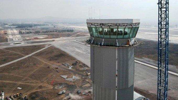 Pilotos respaldan el nuevo aeropuerto