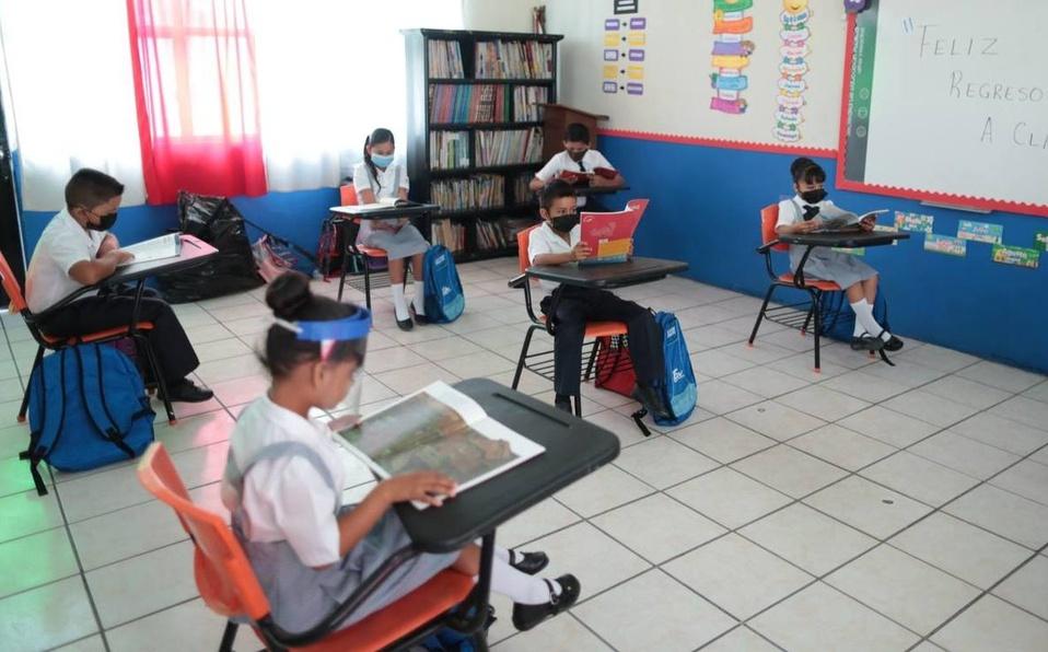 regreso clases Foto: Milenio