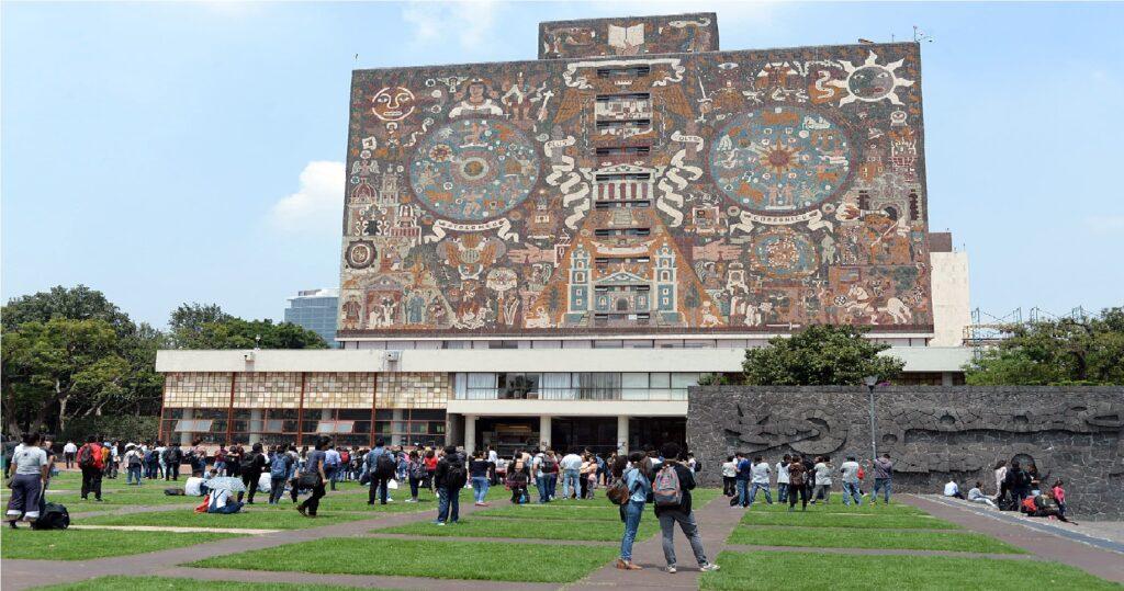 UNAM regresará a clases presenciales después de tres semanas en semáforo verde por COVID-19 Foto: Internet