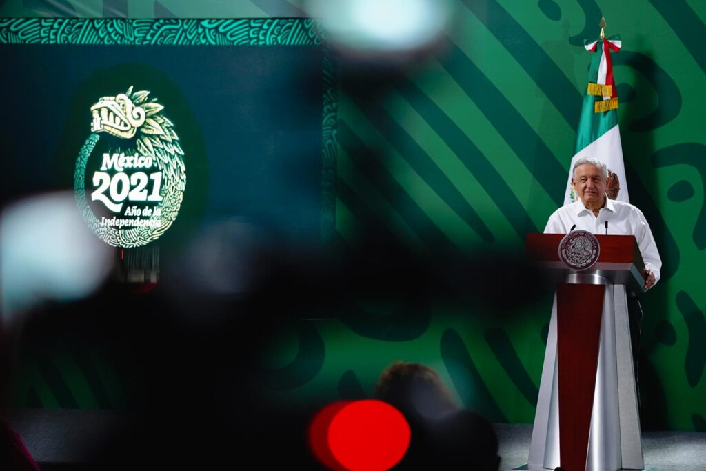 López Obrador anuncia referendo revocatorio de su mandato