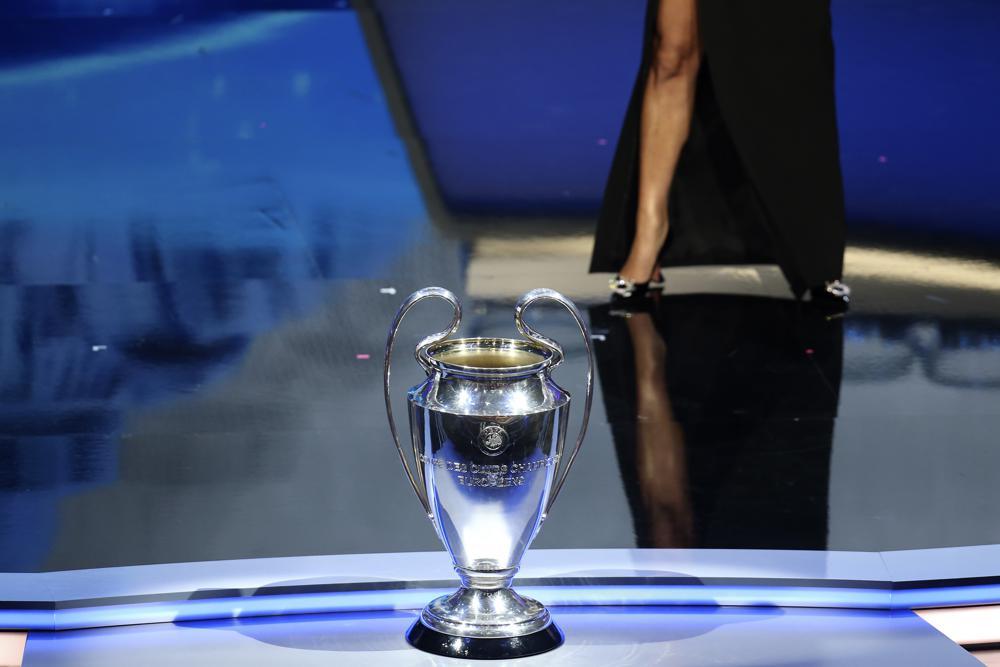 PSG-Man City y Bayern-Barça en fase de grupos: Champions League