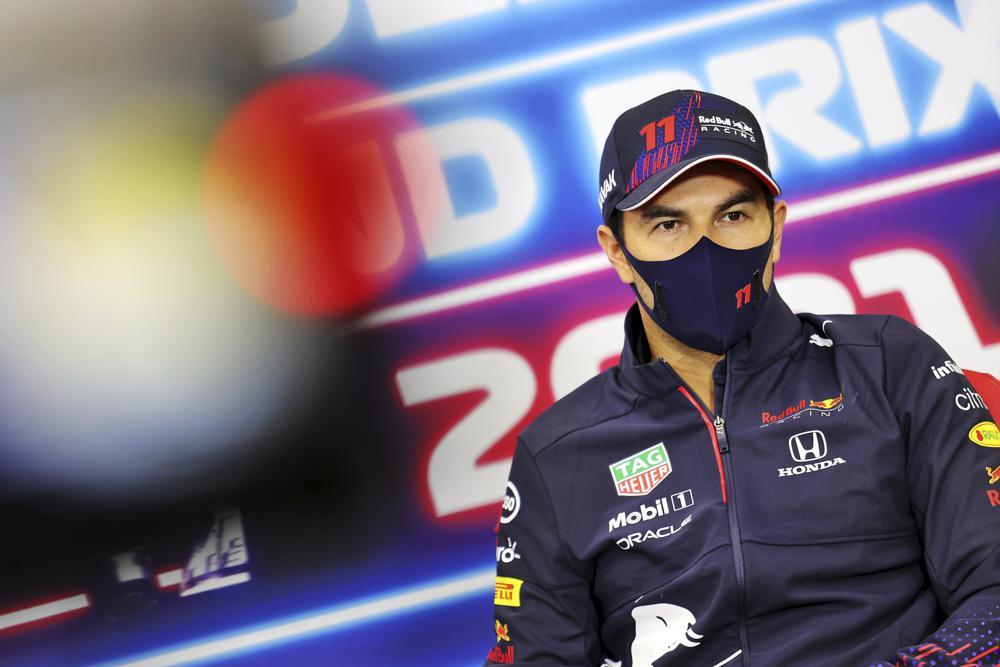 Red Bull le da al piloto de F1 Sergio Pérez un nuevo contrato por 1 año
