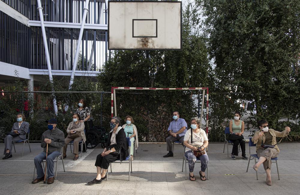 Sinovac anuncia instalación de planta para vacunas en Chile Foto: AP