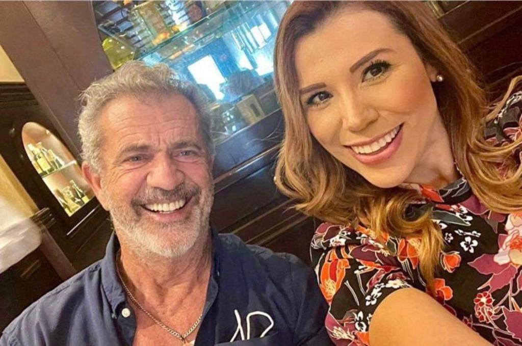 Mel Gibson se reúne con gobernadora electa de Baja California Foto: @MarinadelPilar