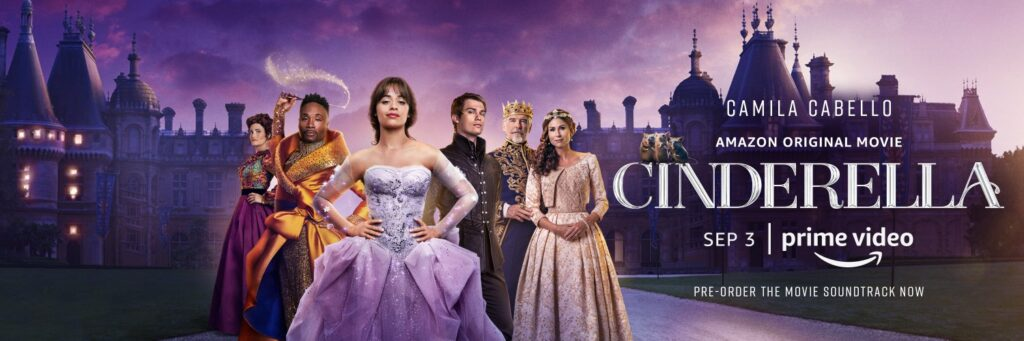 """Camila Cabello presenta trailer de la nueva """"Cinderella"""" para Amazon"""