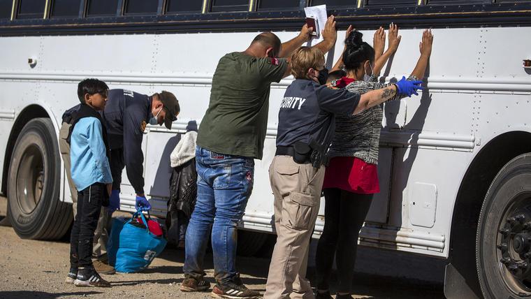 deportados Foto: Internet