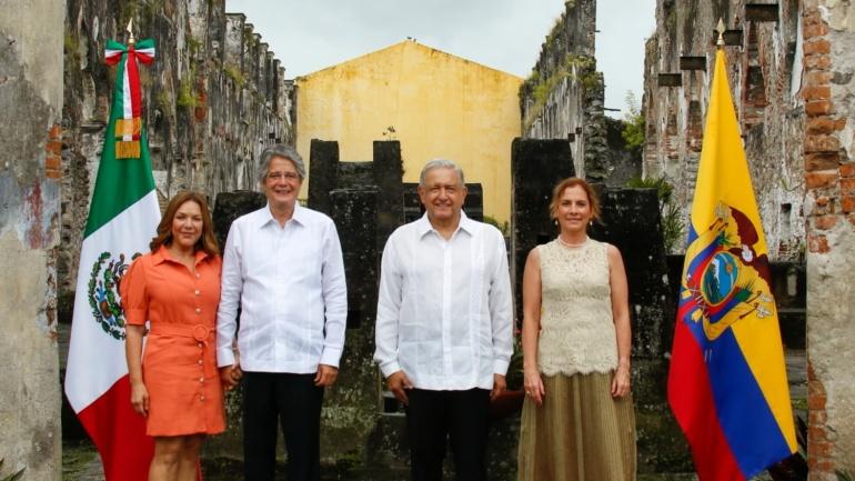 AMLO conmemora 200 años de la Firma de los Tratados de Córdoba