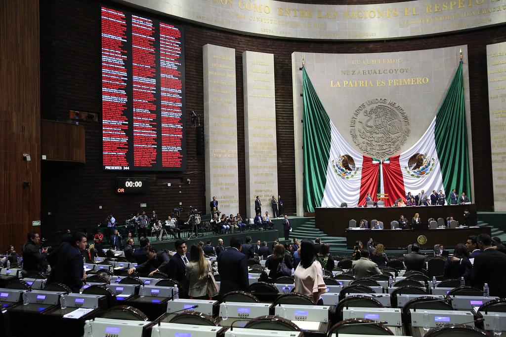 Cámara de Diputados Foto: Internet
