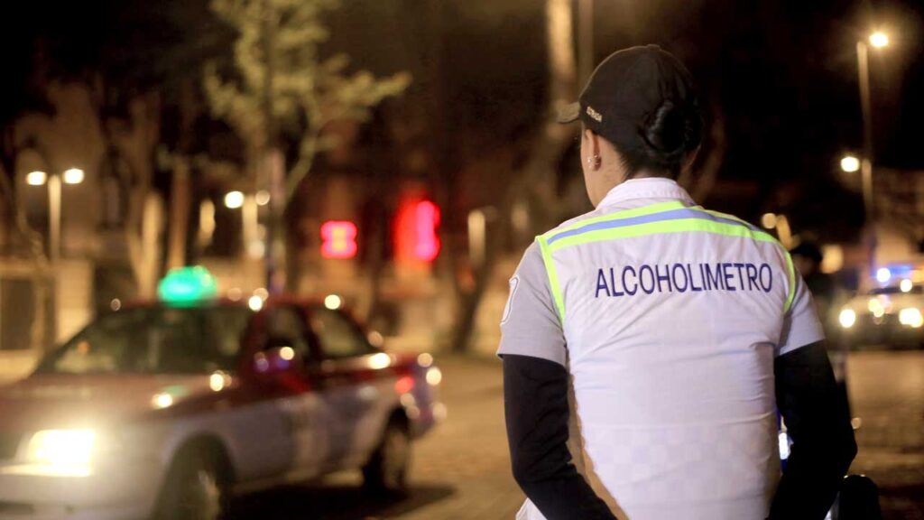alcoholímetro Foto: SSC